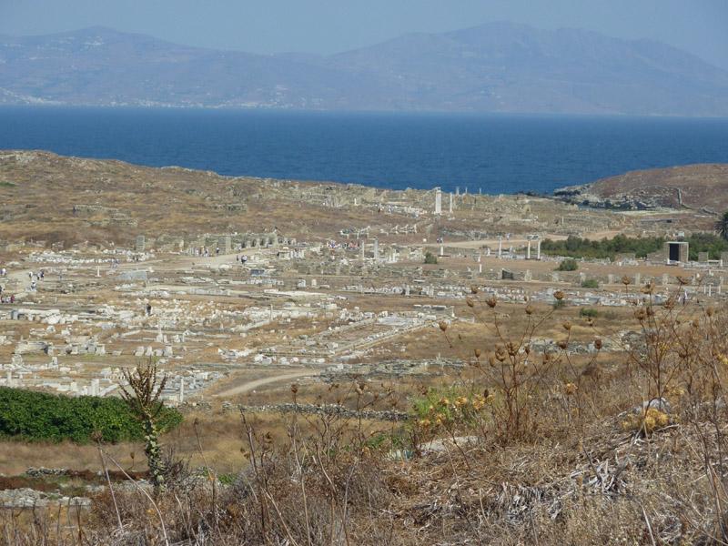 Que faire à Mykonos ? Visiter Délos