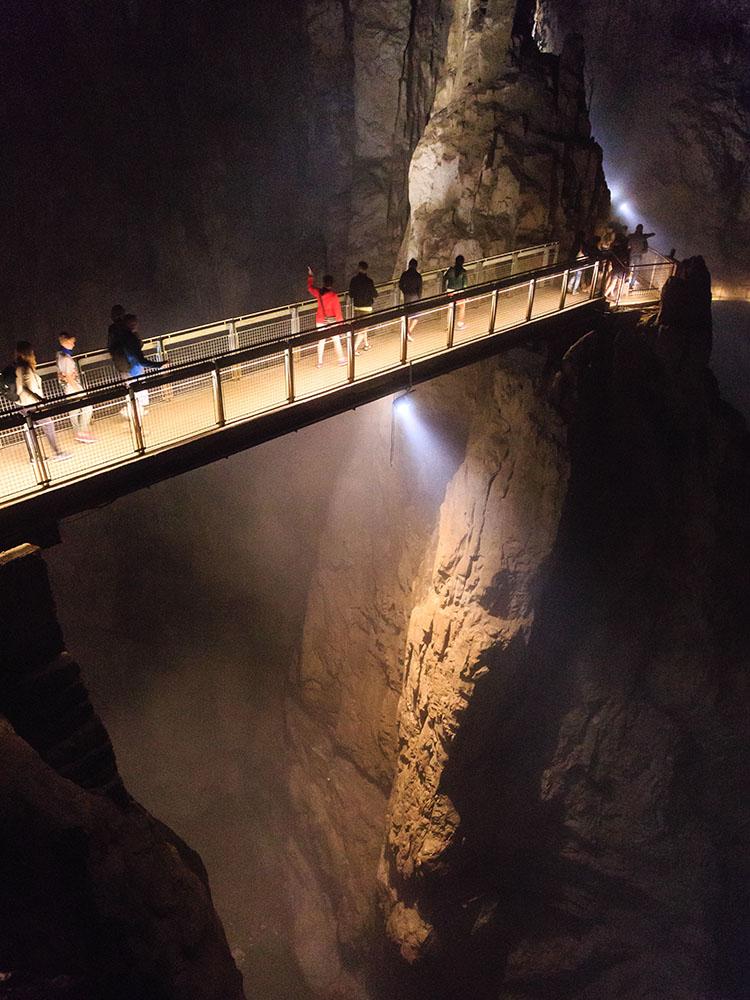 Grottes de Skocjan