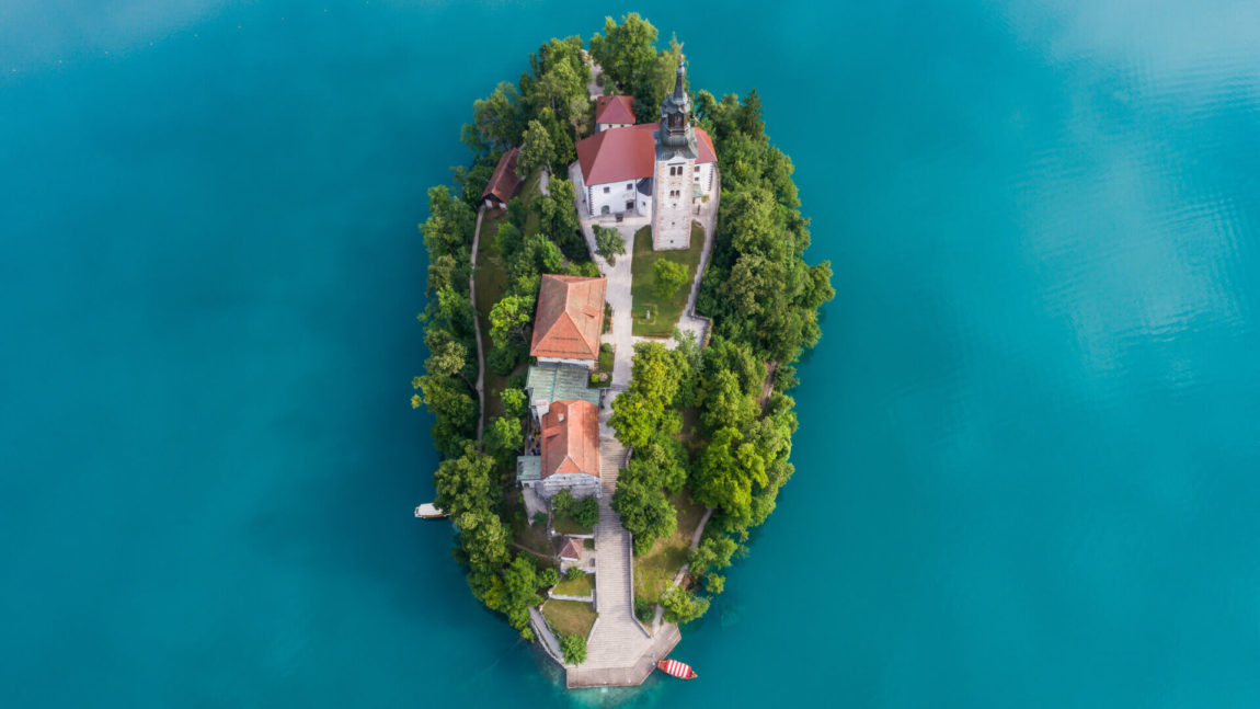 Lac de Bled - Slovénie