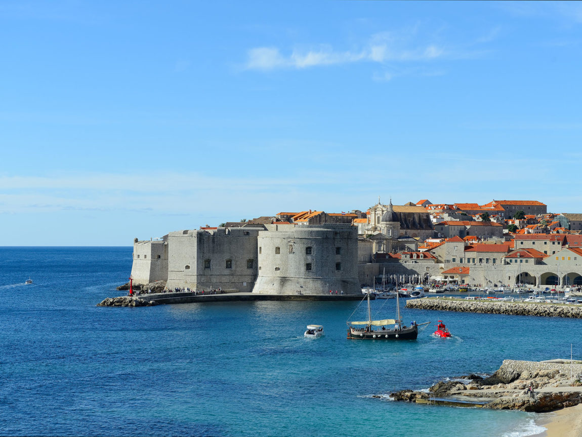 road trip en croatie - dubrovnik