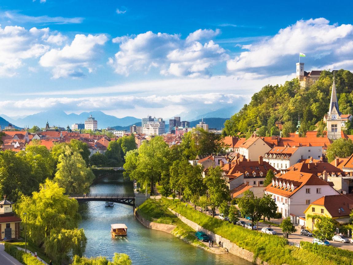 Visiter Ljubljana en 2 jours