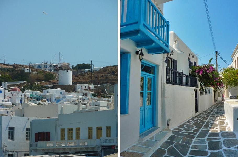 Ville de Mykonos