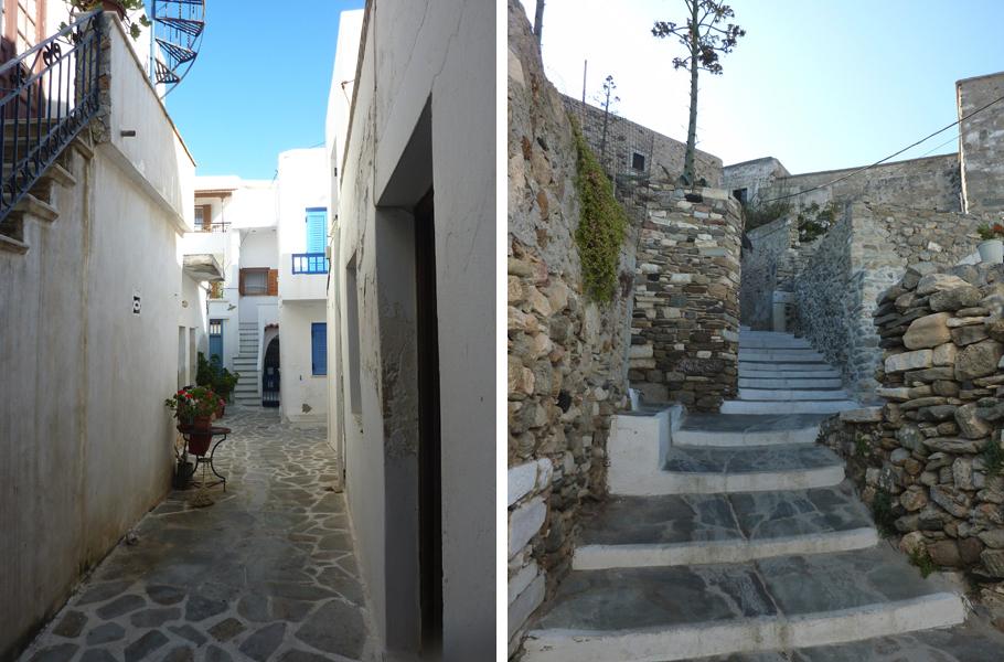 Ruelles de Naxos