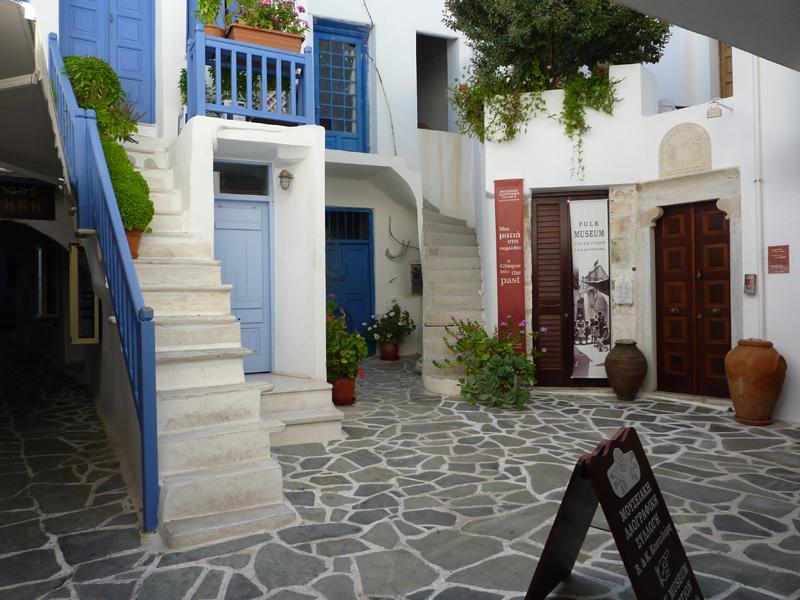 Place de Naxos