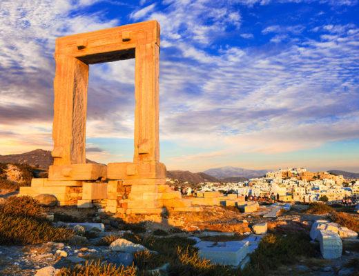 Paros ou Naxos