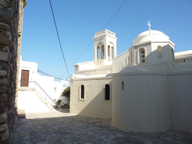 Eglise blanche, Naxos