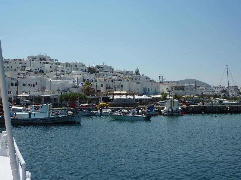 Port de Paros