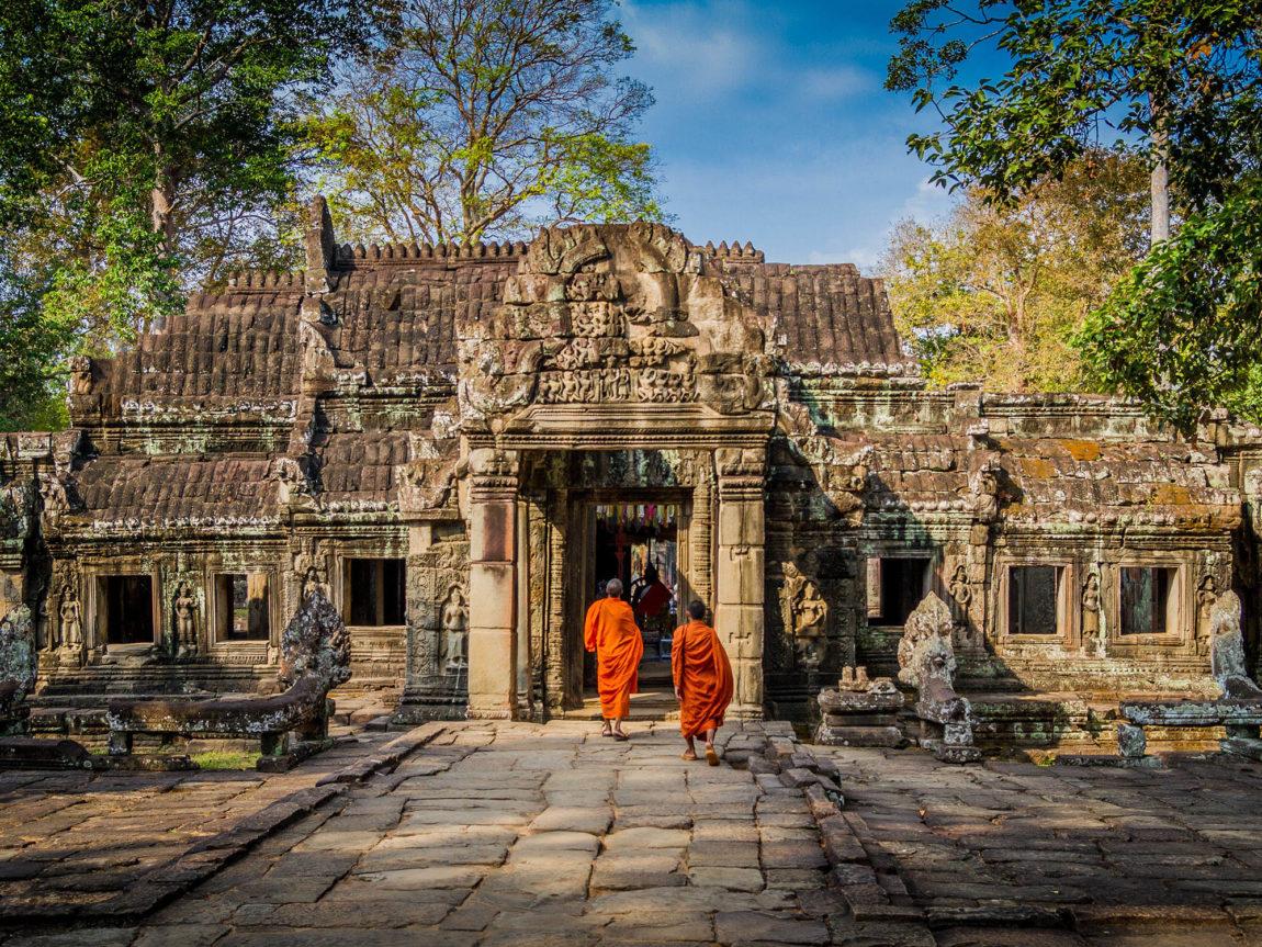 Visiter Angkor en 2 jours