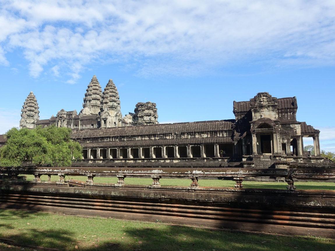 temples d'Angkor