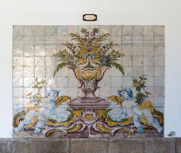 azulejos bibliothèque municipale