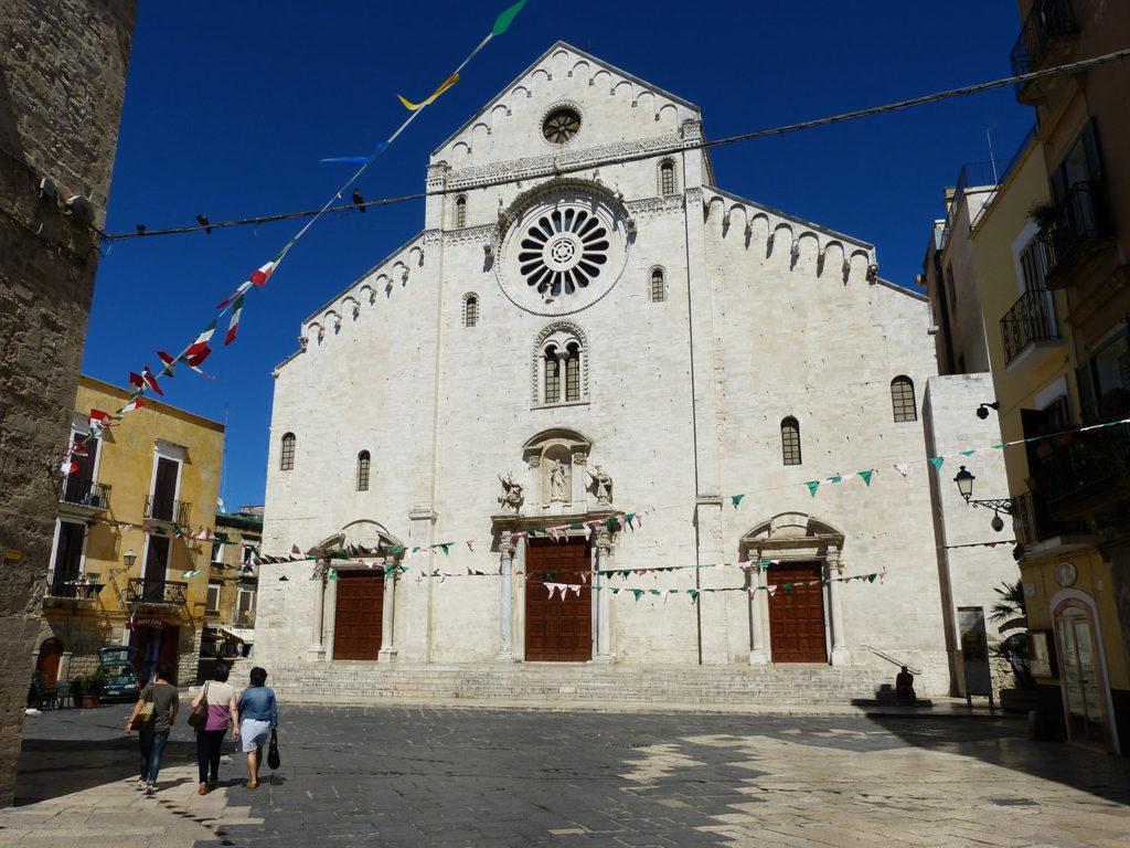 Cathédrale San Sabino à Bari