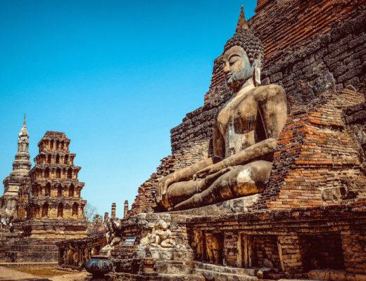 road trip Thaïlande