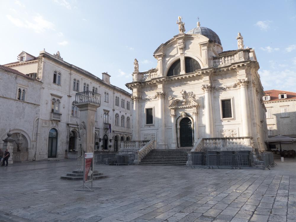 road trip en croatie : dubrovnik