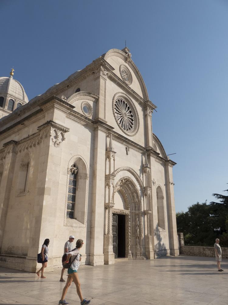 Cathédrale Saint Jacques, Sibenik