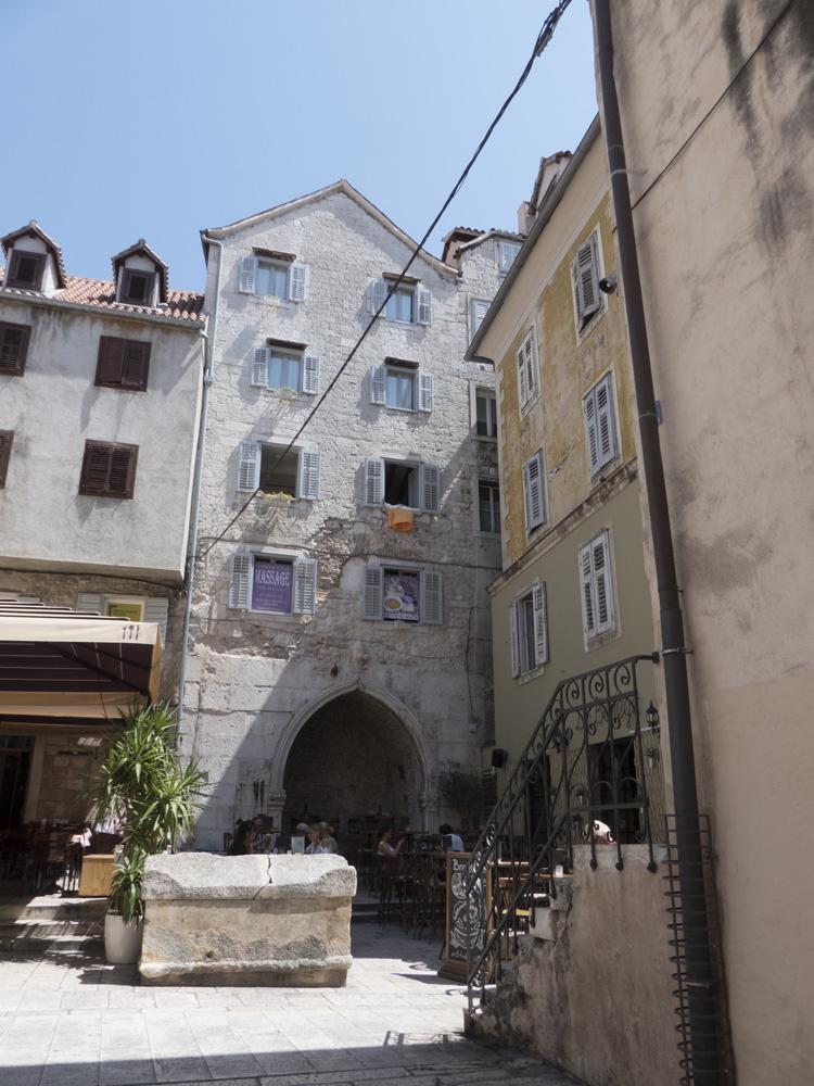 Vieille ville Split