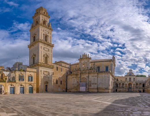 que faire à Lecce ? Duomo de Lecce