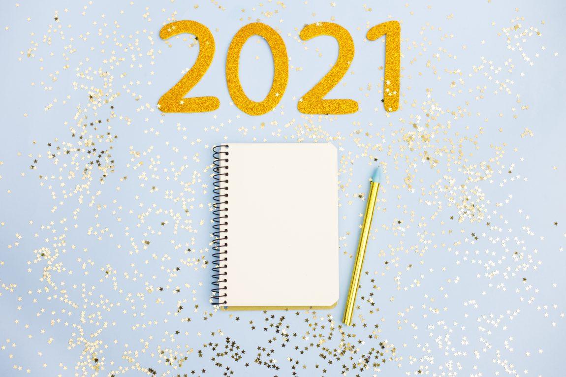 Tableau de visualisation 2021