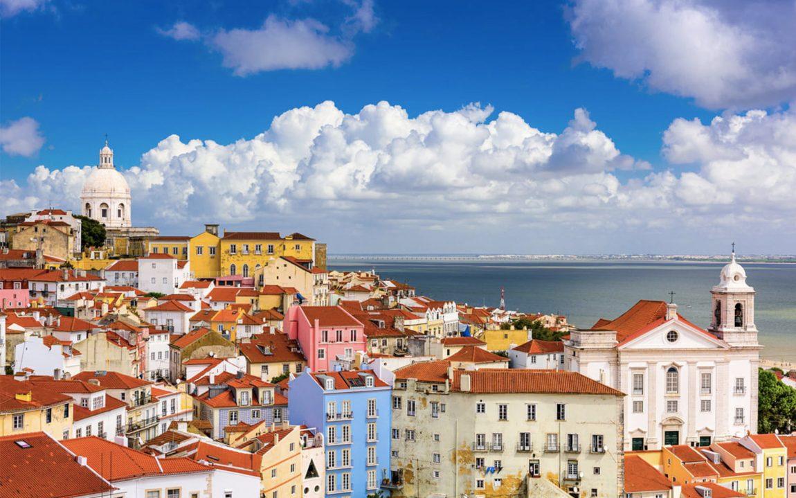 Porto ou Lisbonne ? Vue sur Lisbonne
