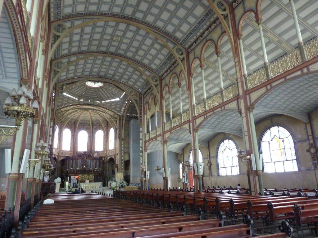cathédrale fort de france