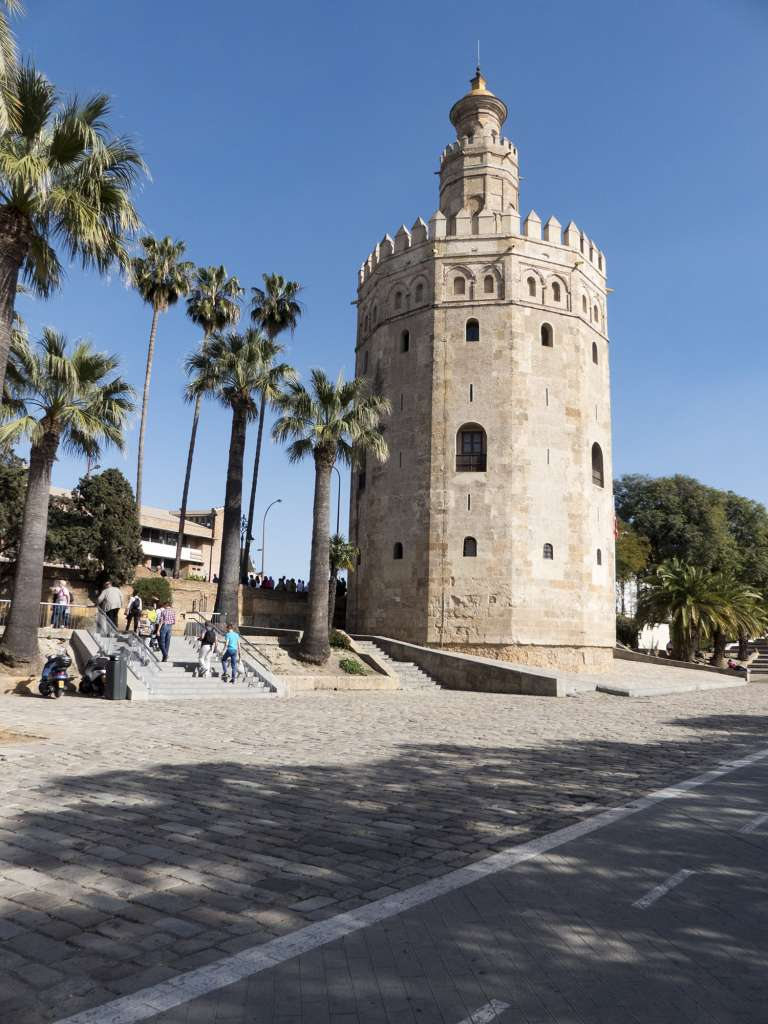 La torre del oro à Séville
