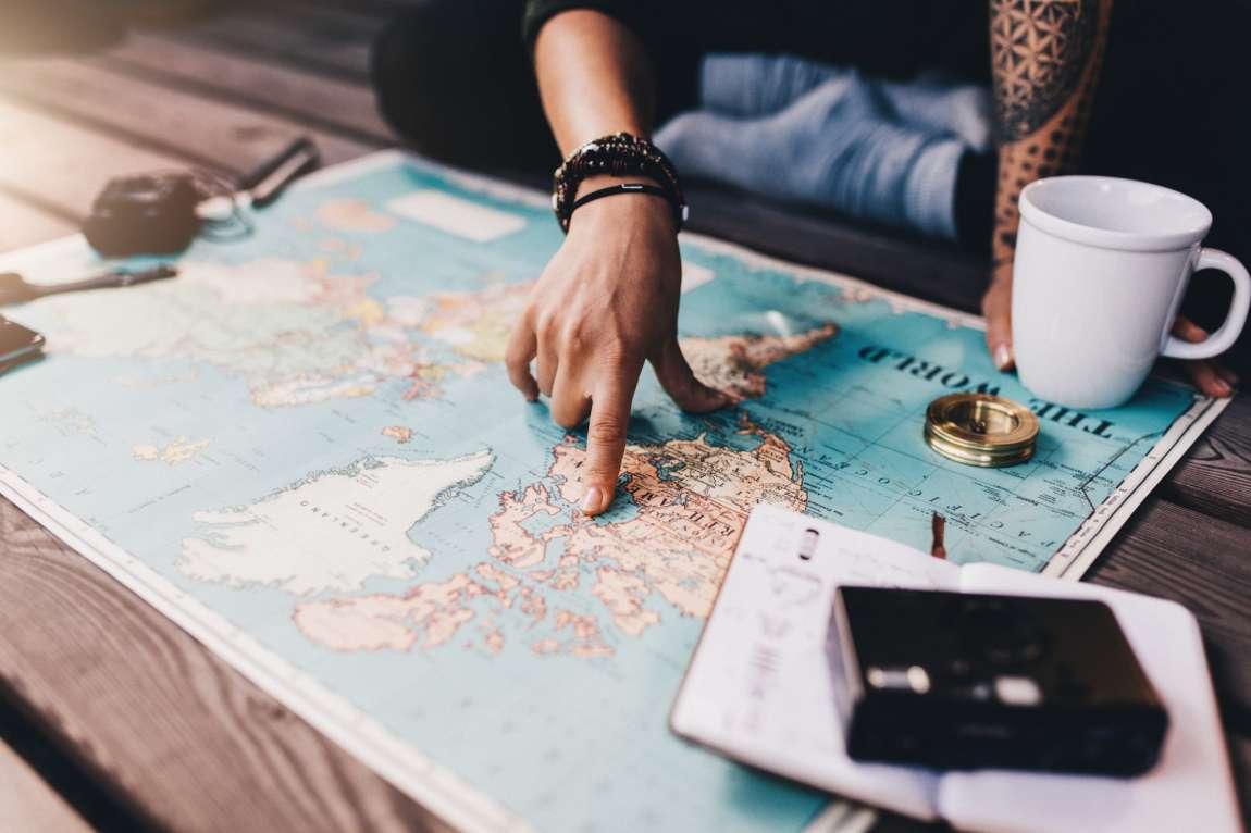 destinations sures pour voyageuses solo