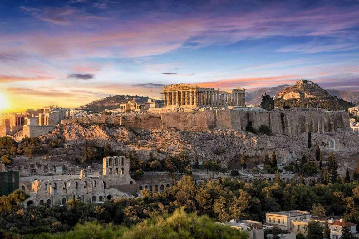 Que faire à Athènes ? Profiter de la vue sur l'Arcopole