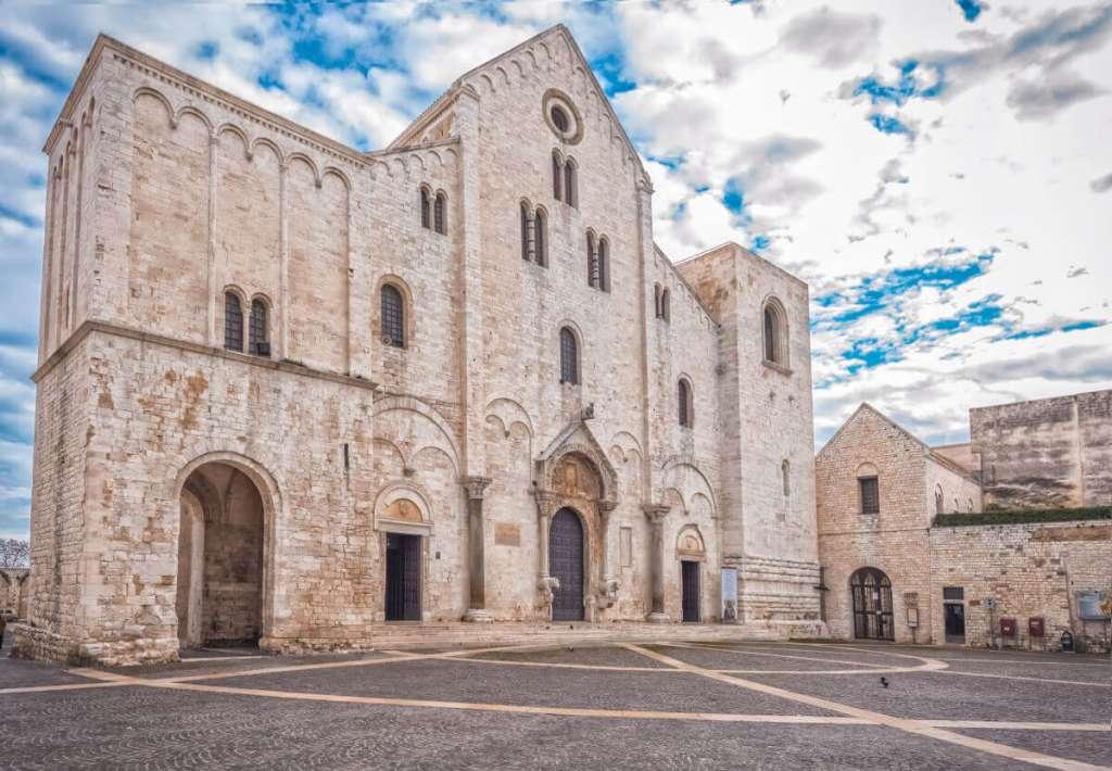 La basilique Saint-Nicolas a été le cœur de Bari
