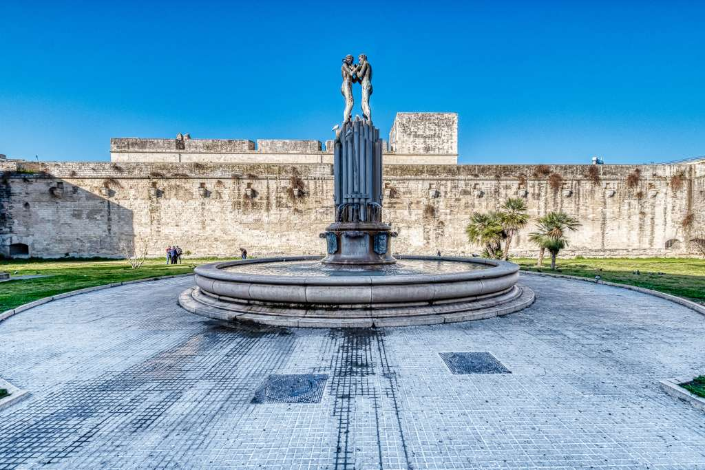 Que faire à Lecce ? Le château de Charles V