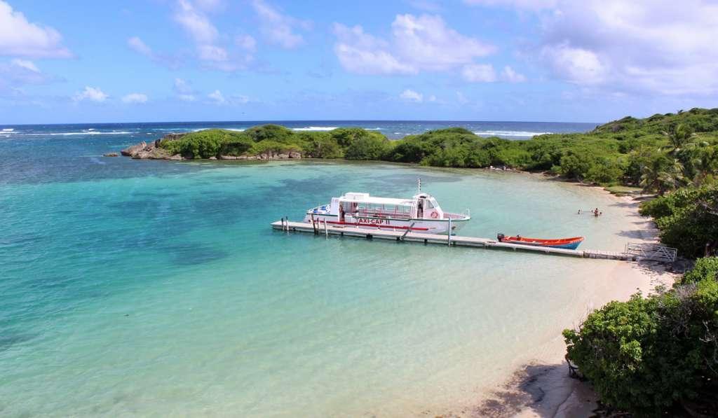 La plus belle plage de Martinique est Cap Chevalier