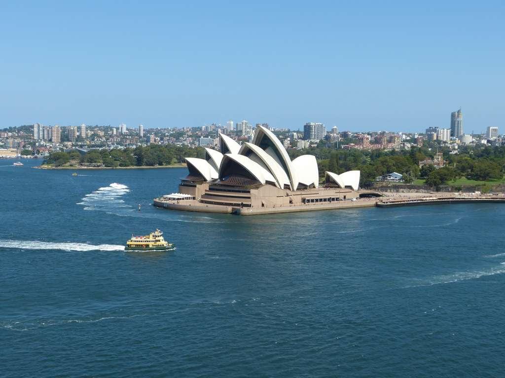 Que faire à Sydney ? Visiter l'opéra