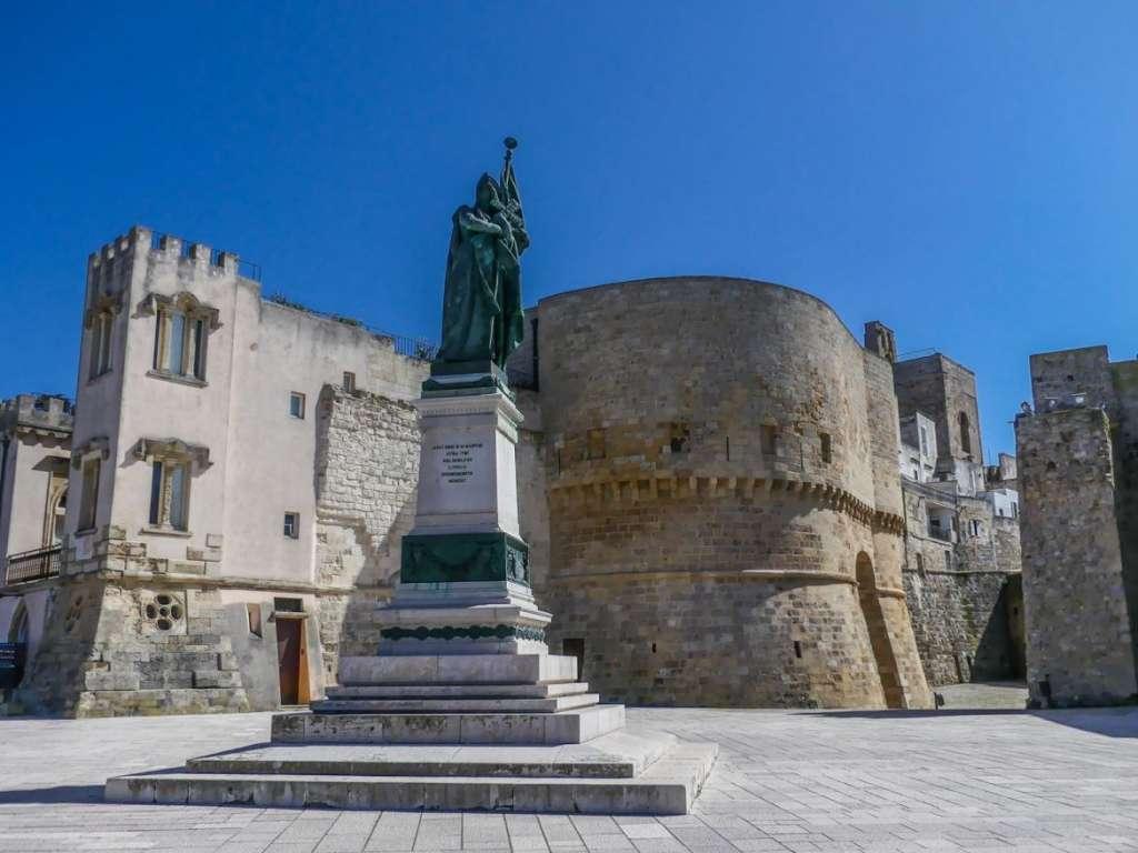 Otranto dans les Pouilles