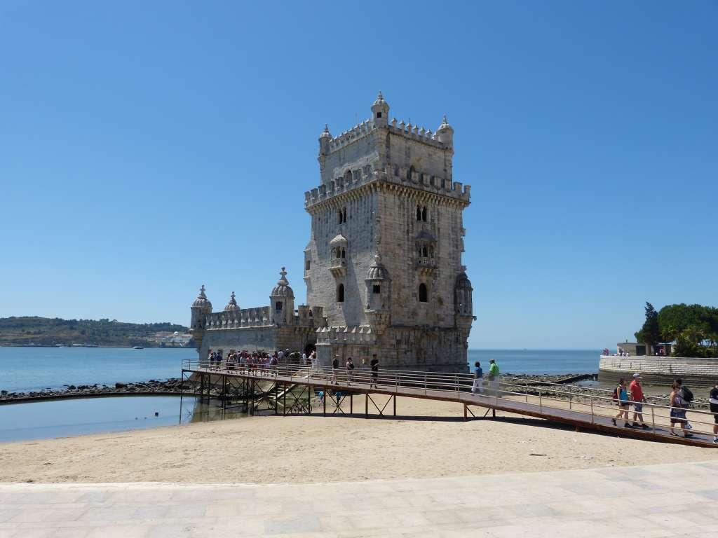 Que faire à Lisbonne ? Voir la Tour de Belem