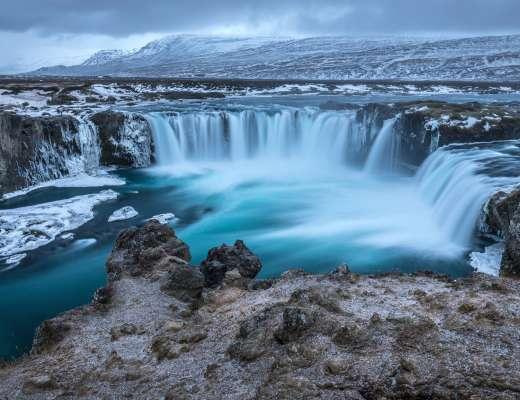 Islande en hiver