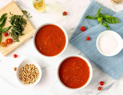 Le gazpacho, plat typique de la gastronomie andalouse