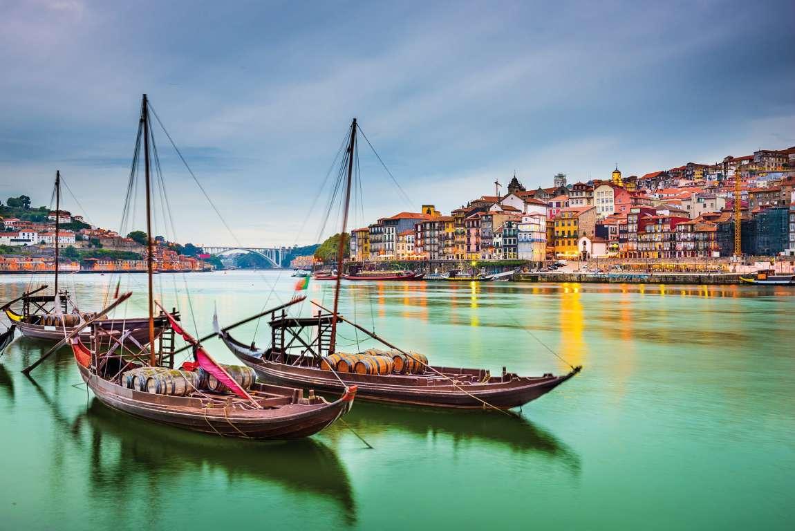 Le Douro à Porto, Porto sans voiture